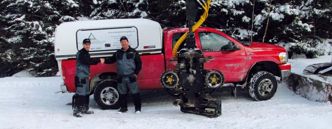 M-C Power Equipment - AFM dealer in Canada, Novascotia