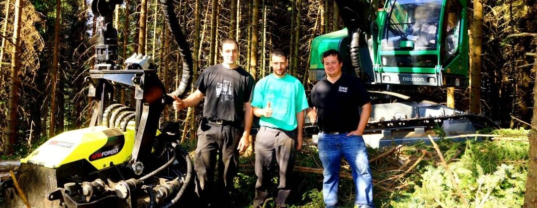 Forest Pioneer - AFM dealer in France and Spain.